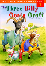 The Three Billy Goats Gruff | Level 1 Reader with CD