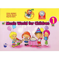 Music World for Children 1 | Book with CD