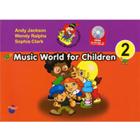 Music World for Children 2 | Book with CD