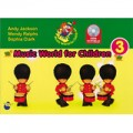 Music World for Children 3 | Book with CD