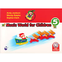 Music World for Children 5 | Book with CD