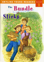 The Bundle of Sticks | Level 1 Reader with CD