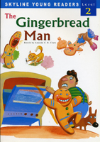 The Gingerbread Man | Level 2 Reader with CD