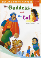 The Goddess and the Cat | Level 1 Reader with CD