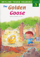 The Golden Goose | Level 3 Reader with CD