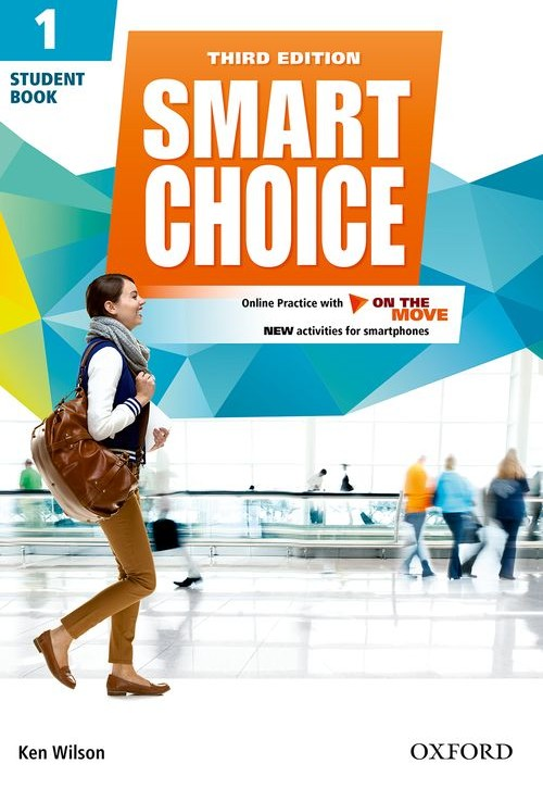 Smart Choice 1 | Student Book with Online Practice