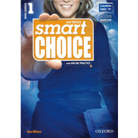 Smart Choice: Second Edition Level 1 | Workbook with Online Listening