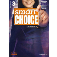 Smart Choice: Second Edition Level 3 | Workbook with Online Listening