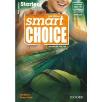 Smart Choice: Second Edition Starter | Workbook with Online Listening