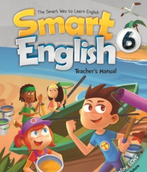 Smart English 6 | Teacher's Manual (with Resource CD)