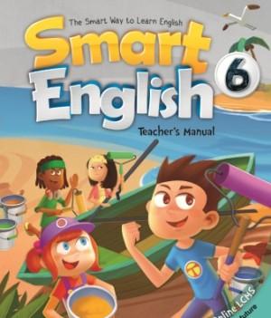 Smart English 6 | Teacher's Manual (with Resource CD)
