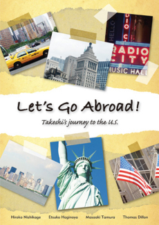 Let's Go Abroad! | Student Book (96 pp) with Audio CD