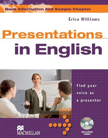 Presentations in English    Student Book