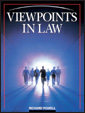 Viewpoints in Law  | Student Book
