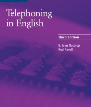 Telephoning in English | Class Audio CDs