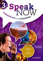 Speak Now: Level 3 | Student Book with Online Practice