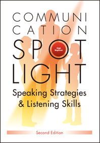 Communication Spotlight 2nd edition with English Central Courseware: High Beginner | Texts + Audio CD + English Central courseware