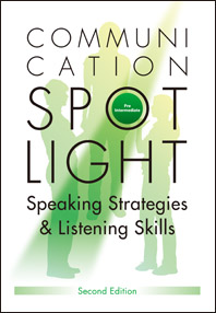 Communication Spotlight 2nd edition with English Central Courseware: Pre-Intermediate | Texts + Audio CD + English Central courseware
