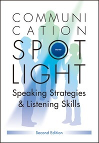 Communication Spotlight 2nd edition with English Central Courseware: Starter | Texts + Audio CD + English Central courseware