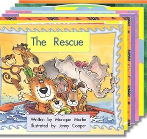 Springboard Readers 1 | 8 books Set