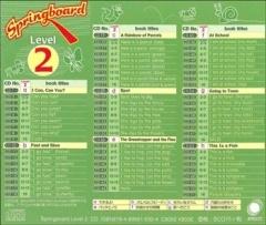 Springboard Level 2 CD