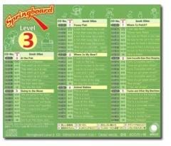 Springboard Level 3 CD