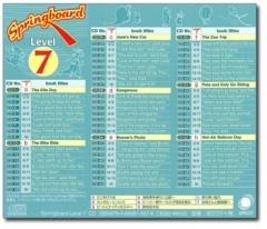 Springboard Level 7 CD