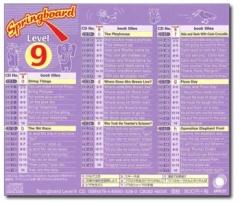 Springboard Level 9 CD