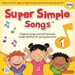Super Simple Songs One | CD