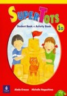 SuperTots 1 | Student Book A with Activity Book pages