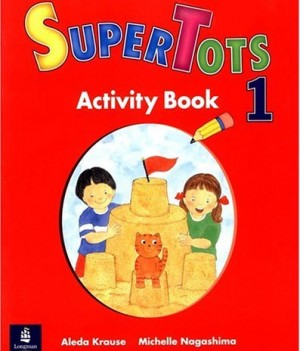 SuperTots 1 | Activity Book