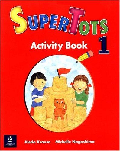 SuperTots 1 | Activity Book