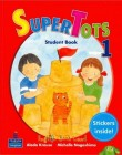 SuperTots 1 | Student Book B with Activity Book pages