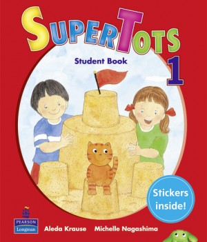 SuperTots 1 | Student Book