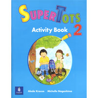 SuperTots 2 | Activity Book