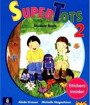SuperTots 2 | Student Book