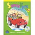 SuperTots 3 | Student Book A with Activity Book pages+CD