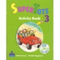 SuperTots 3 | Activity Book