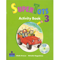 SuperTots 3 | Activity Book
