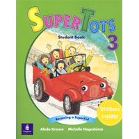 SuperTots 3 | Student Book