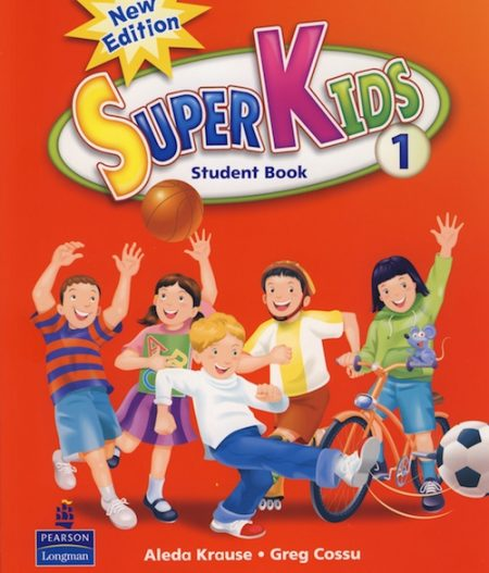 Superkids 2/e Level 1 | Student Book