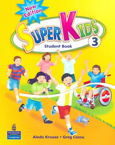 Superkids 2/e Level 3 | Student Book