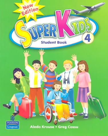 Superkids 2/e Level 4 | Student Book