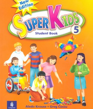 Superkids 2/e Level 5 | Student Book