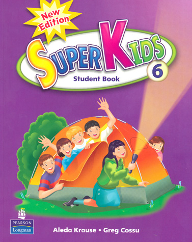 Superkids 2/e Level 6 | Student Book