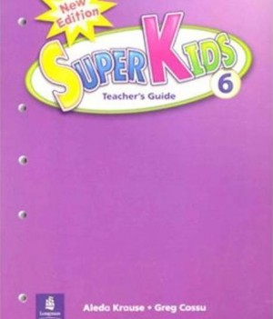 Superkids 2/e Level 6 | Teacher's Guide