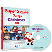 Super Simple Songs Christmas DVD  | DVD