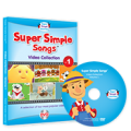 Super Simple Songs DVD - Video Collection - Vol. 1 | DVD