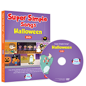 Super Simple Songs - Halloween DVD (Japan Edition)  | DVD