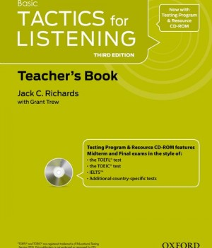 Tactics for Listening Basic | Teacher's Resource Pack
